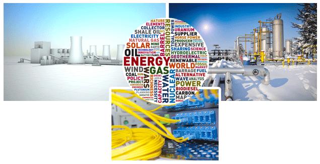 Main industrial sectors